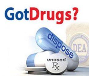 DEA Drug Take Back 2019