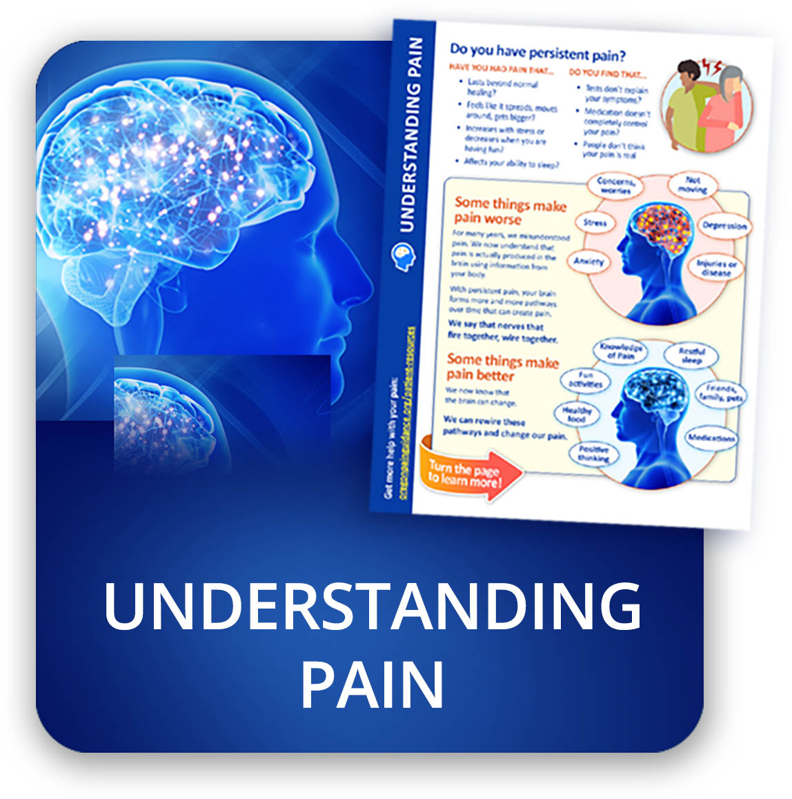 Understand what pain is and how to ease pain