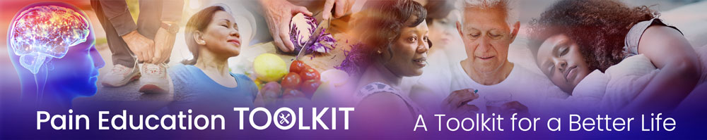 Pain Management Education Toolkit: A Workshop for a Better Life