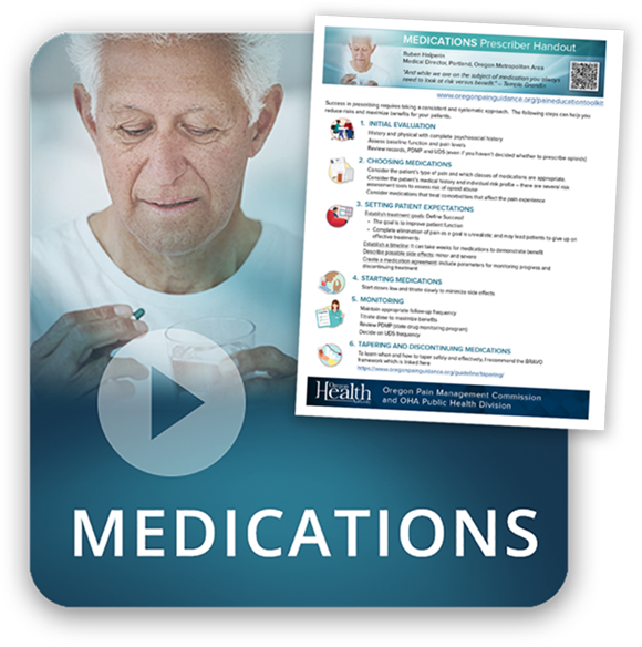 Explaining pain medications to your patients